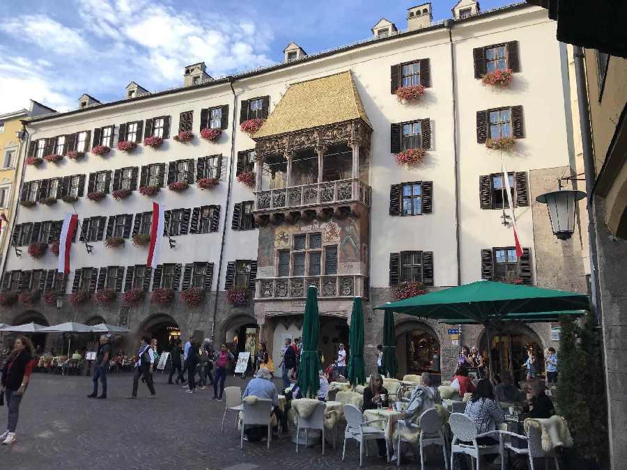 Innsbruck Sehenswürdigkeiten ab Scharnitz leicht zu erreichen