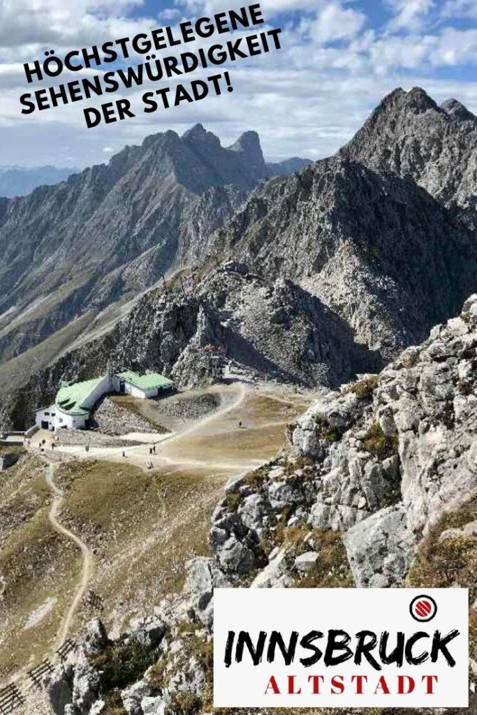 Hafelekar Karwendel - die höchstgelegene Sehenswürdigkeit in Innsbruck